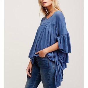 Free People t-blouse